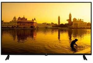 Телевизор Xiaomi Mi TV 4A 43 черный 4K UltraHD Smart TV