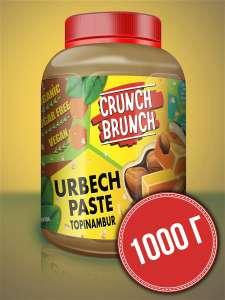 Арахисовая паста с топинамбуром и кокосом 1кг (Crunch-brunch)