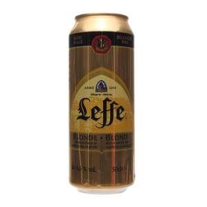 [Казань] Пиво Leffe Blonde жб 0,5 л.