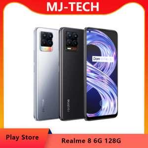 Смартфон realme 8 6+128 GB (NFC, 5000 mAh, sAMOLED)
