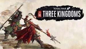 Распродажа со скидками до 75%, например, Total War: THREE KINGDOMS