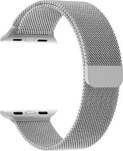 Ремешок из нерж. стали Lyambda Capella для Apple Watch Series 3/4/5/6/SE