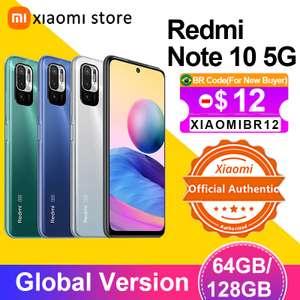 Смартфон Xiaomi Redmi Note 10 5G 128Gb