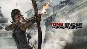 [PS4] Tomb Raider: Definitive Edition