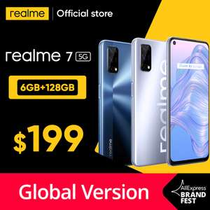 Смартфон Realme 7 5g 6/128