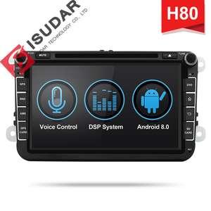 Автомобильный плеер на Android Isudar H80