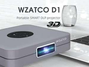 HD проектор с DLP технологией WZATCO D1