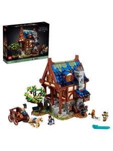Конструктор LEGO Ideas 21325 Средневековая кузница ( и другие )