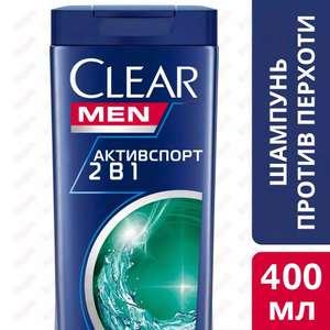 Шампунь против перхоти Clear Vita Abe 400 мл Tmall