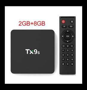 Приставка TV Amlogic S912 TX9S