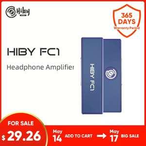 Усилитель для наушников Hiby FC1
