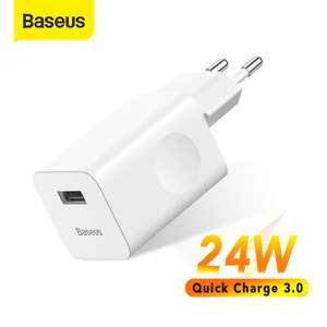 Зарядное устройство Baseus 24W