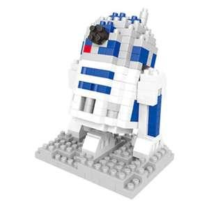 Конструктор R2-D2 «Star Wars»  $0.99 с кодом CyberMAFF07