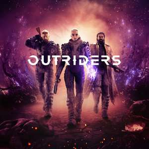 [PS4/PS5] OUTRIDERS (RUS)