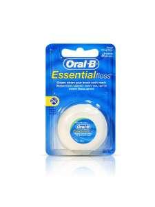 Зубная нить Essential floss мятная 50м