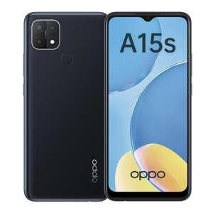 [Мск, СПб и др.] Смартфон OPPO A15S 4+64GB