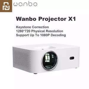 Проектор Xiaomi Wanbo X1