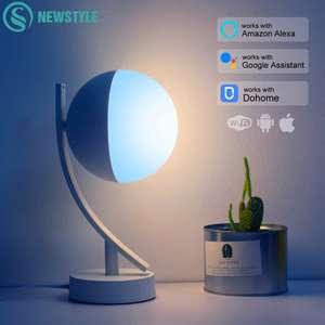 Светодиодная настольная RGB лампа newstyle, управление через приложение Wi-Fi.