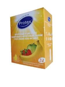 Латексные презервативы 24 шт (4 вида)