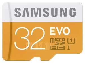 Карта памяти Samsung UHS-1 Class10 Micro SD 32гб