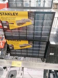 [МСК] Органайзер вертикальный c 30-ю малыми выдвижными отделениями Stanley 1-93-980