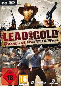 БЕСПЛАТНО: Lead and Gold: Gangs of the Wild West