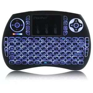 Беспроводная клавиатура/мышка iPazzPort 21S 2.4GHz $7.99 с кодом cybermondayru1