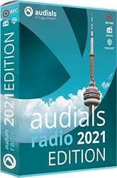 Бесплатная лицензия Audials Radio 2021 Edition