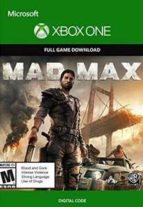 [Xbox one] игра Mad Max