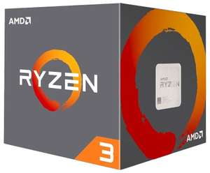 Процессор AMD Ryzen 3 1200, BOX