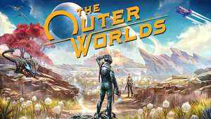 [PC] The Outer Worlds (349₽ с купоном на 650₽)