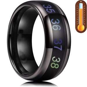 Кольцо с датчиком температуры тела