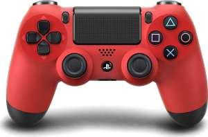 Геймпад DualShock 4, красный