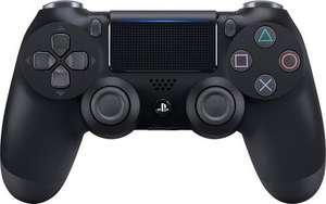 Геймпад PlayStation Dualshock 4 Black Ver.2 черный