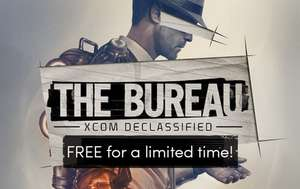 БЕСПЛАТНО: The Bureau: XCOM Declassified