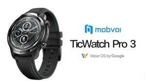 Смарт часы TicWatch Pro 3 GPS