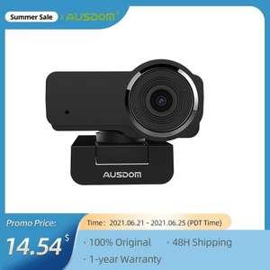 Веб-камера AUSDOM AW635