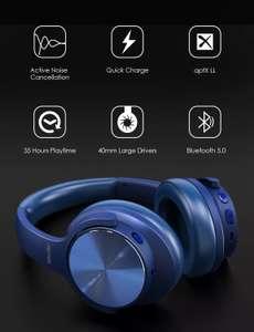 Наушники Mixcder E9 Pro с гибридным активным шумоподавлением, поддержкой кодека AptX LL