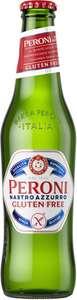 Пиво светлое PERONI NASTRO AZZURRO Без глютена 0,33 л