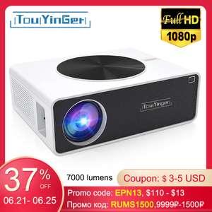 Светодиодный проектор TouYinger Q9 Full HD