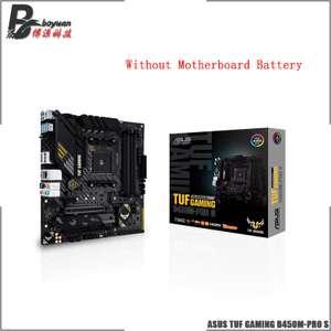 Материнская плата Asus TUF Gaming B450M-PRO S (AM4)