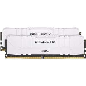 Оперативная память Crucial DDR4 16Gb (2x8Gb) 3200 Mhz