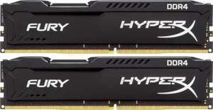 [не везде] Оперативная память HyperX Fury 2x8 ГБ DDR4