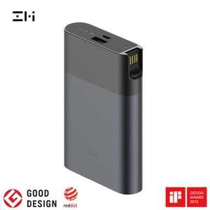 Внешний аккумулятор с поддержкой QC + 4g роутер ZMI MF885