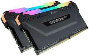 Игровая оперативная память DDR4 2*8GB Corsair Vengeance RGB Pro, 3200MHz, CL16