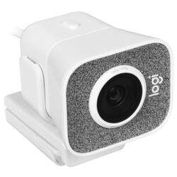 Веб-камера Logitech Full HD StreamCam, белая