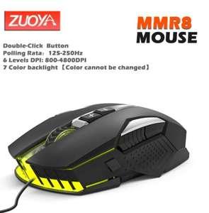 Проводная мышь ZUOYA MMR8