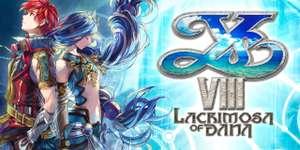 [Nintendo Switch] Ys VIII: Lacrimosa of DANA