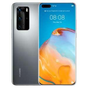 [Мск] Смартфон Huawei P40 Pro 8/256 (серебристый)