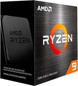 Процессор AMD Ryzen 9 5900X BOX (12/24 ядер, AM4)